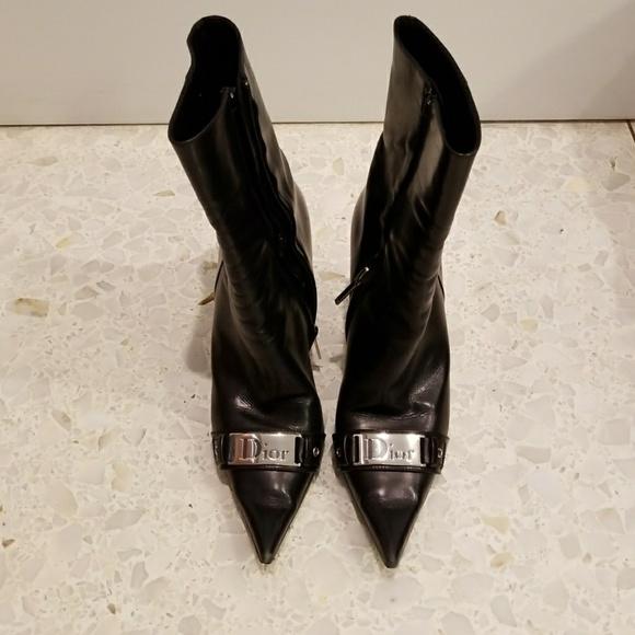 Dior Shoes | Vintage Dior Boot | Poshmark